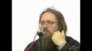 Протодиакон Андрей Кураев о запахе кочетковской секты