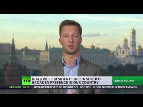Iraq seeking 'substantial' Russian military & political presence – vice-president
