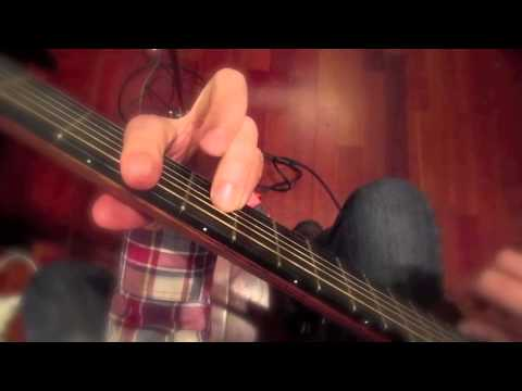 How to play sheppard geronimo tutorial guitar ギター - YouTube