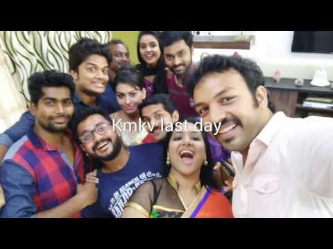 Kalyanam Mudhal Kadhal Varai Serial Going To End | Last Day Shoot Of KMKV Team |