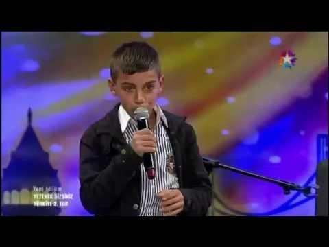 Ali Şahin YETENEK SİZSİNİZ 2. Tur Performansı
