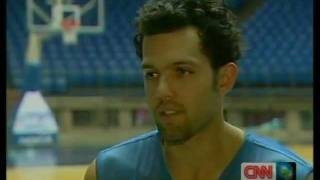 NBA player Jordan Farmar plays for Maccabi Tel Aviv (CNN)