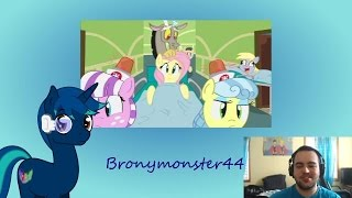 A Brony Reacts - Daughter Of Discord Episode 1 (A Screwy Beginning)