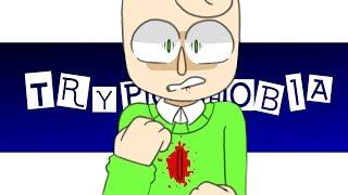 [Baldi-Grundlagen AU] FLIPACLIP Trypophobia Animation Meme (Blut?)