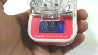 Review Charger Kodok Universal dengan LCD