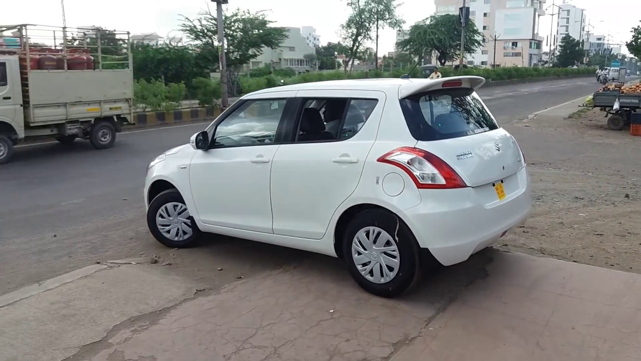 all new maruti suzuki swift vdi 2016 youtube. Black Bedroom Furniture Sets. Home Design Ideas