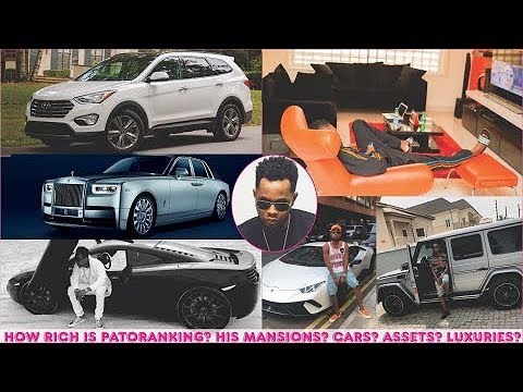 How Rich is Patoranking? ► All His Mansions, Cars, Companies, Luxuries &  Assets