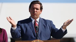 Ron DeSantis Threatens To Pull Vaccines From Florida Counties That Florida Gov. Ron DeSantis (R) brushed aside criticism after the state opted to give special access to Covid vaccines for residents of the .whitest and richest. ..., From YouTubeVideos