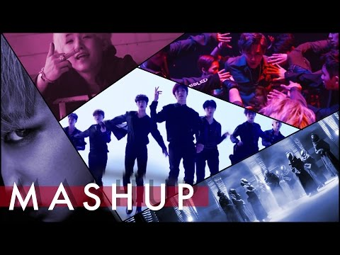 MONSTA X/EXO/AGUST D – Beautiful /Mama /Monster /Agust D /Stuck MASHUP