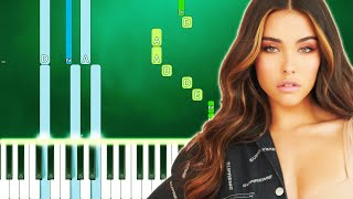 Madison Beer - Good in Goodbye (Piano Tutorial Easy) By MUSICHELP