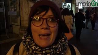Terni, 'No ddl Pillon': parla Simona Schiavoni
