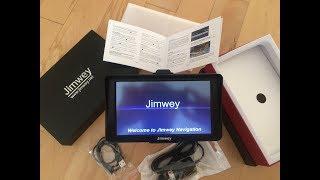 Jimwey SAT NAV GPS