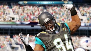 Madden 15 Ultimate Team Next Gen Gameplay - Rage Quitters Take Their Talents to Madden 15 - Taunting
