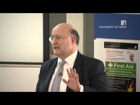 Roger Bootle, Capital Economics, 28 January 2015 - FT Masterclass Lecture Series