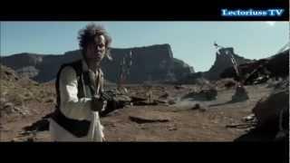 THE LONE RANGER TRAILER 2 EN ESPAÑOL 2013, EL LLANERO SOLITARIO - JOHNNY DEPP, TRAILER OFICIAL 2012