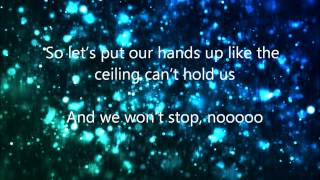 Pop Medley 2013 (Sam Tsui & Kurt Schneider) LYRICS
