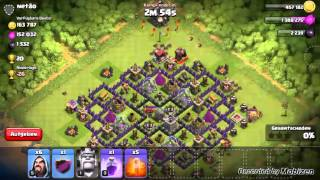 Clash of clans angriff leider stumm sry