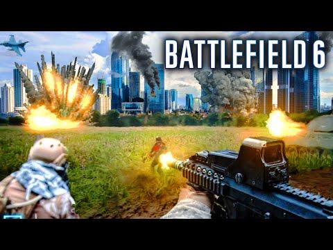 FIRST BATTLEFIELD 6 TEASE By DEVS😵 - Battlefield 6 Gameplay Leaks Details (BF6 Reveal Trailer Date)