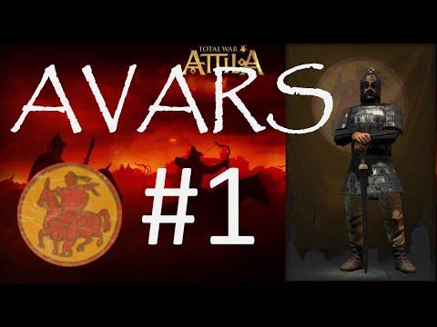 AVARS Campaign - Total War: ATTILA - Episode 1