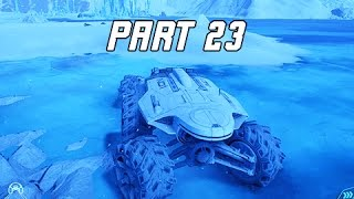 Mass Effect Andromeda Walkthrough Part 23 - ICE (PC Ultra Let's Play Commentary)