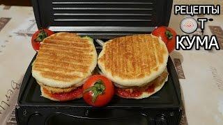 Быстрые Чикенбургеры с Мультипекарем REDMOND RMB-611 (Quick Chickenburger). Мультипекарь как Выбрать