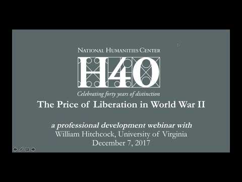 The Price of Liberation in World War II
