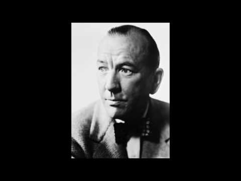 """Noel Coward """"There have been songs in England"""" with Norman Hackforth piano"""