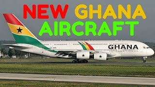 New Ghana Aircraft Enjoy this Video with the Seeker Ghana
