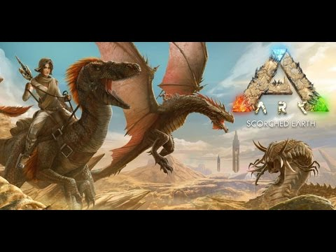 Ark Survival Evolved (Scorched Earth) Season 1 - Episode 6 - Travel Between Maps