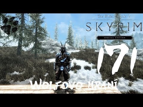 Skyrim Special Edition | 171.díl | Snaha Očistit Očištěného | CZ Lets Play