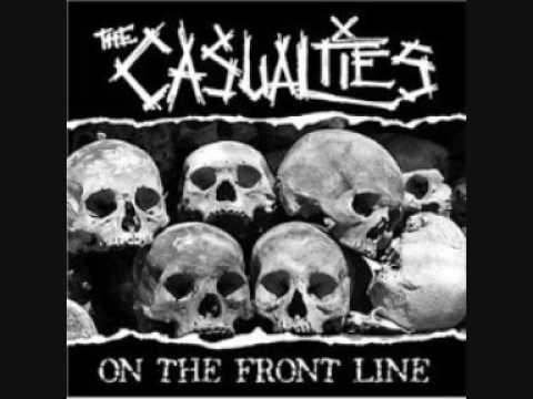 Клип The Casualties - In It For Life