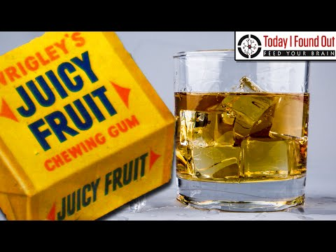"What Exactly is the ""Juice"" in Juicy Fruit Gum?"