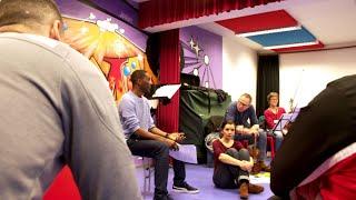 Présentation de Douze Cordes, opéra chorégraphique et boxé - Le 3 mai à la MC93