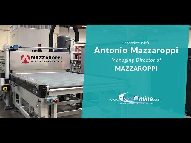 Video Interview with Antonio Mazzaroppi, Managing Director of Mazzaroppi
