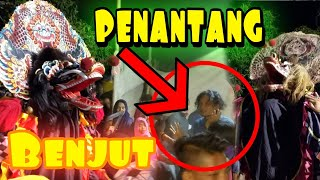 Barongan ditantang - yo di buru sampek kenek - Rogo Samboyo Putro - Gunung Butak Bulusari