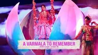 A VARMALA TO REMEMBER - Cherry & Utsav