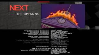 megamind end credits 2010 on fxx