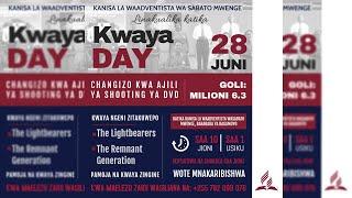 Siku ya Kwaya ya Kanisa la Waadventista  Wa Sabato Mwenge- 2020
