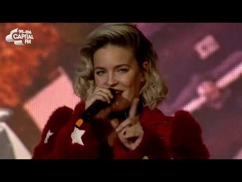 Clean Bandit ft  Anne Marie   'Rockabye' Live At Capital's Jingle Bell Ball 2016   YouTube