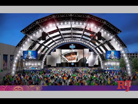 Clark County Commission NFL Draft Plans
