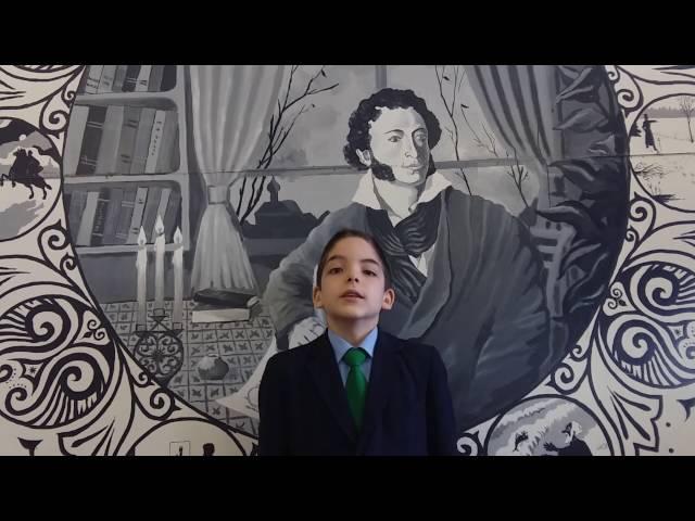 Изображение предпросмотра прочтения – АльфисГалимов читает произведение «Руслан и Людмила» А.С.Пушкина