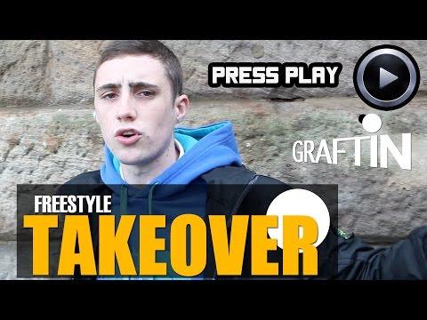 MC DEE - Freestyle Takeover S1 Ep3 [Graftin Media]