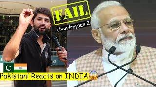 Pakistani Reaction on ISRO's Chandrayaan 2 Failed - LahoriFied Speaks