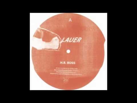 Lauer - H.R. Boss