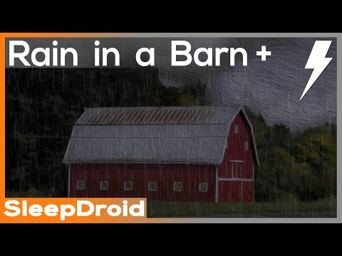 Download How To Fall Asleep Fast 10 Hours Of Rain Sounds And Thunder