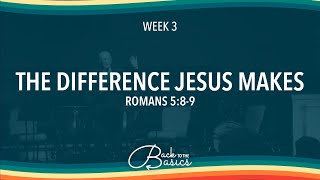 Back to the Basics | Week 3