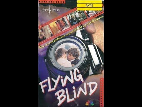 Flying Blind (1989) Previews - Dutch VHS...