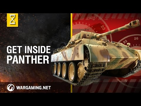 World of Tanks - Inside the Chieftain