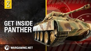 World of Tanks - Inside the Chieftain's Hatch: Panther. Part 2