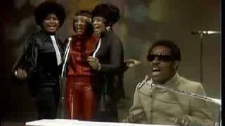 SIGNED/Stevie Wonder/The Dick Cavett Show